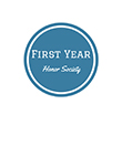 First Year Honor Society