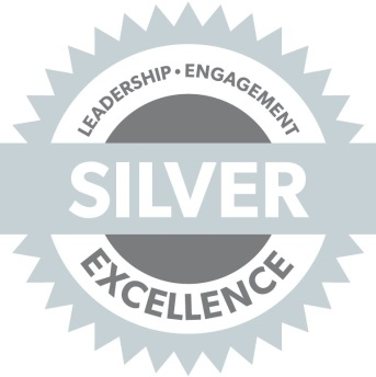 Silver Chapter Standards Medal