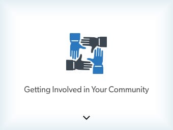 Getting Involved in Your Community